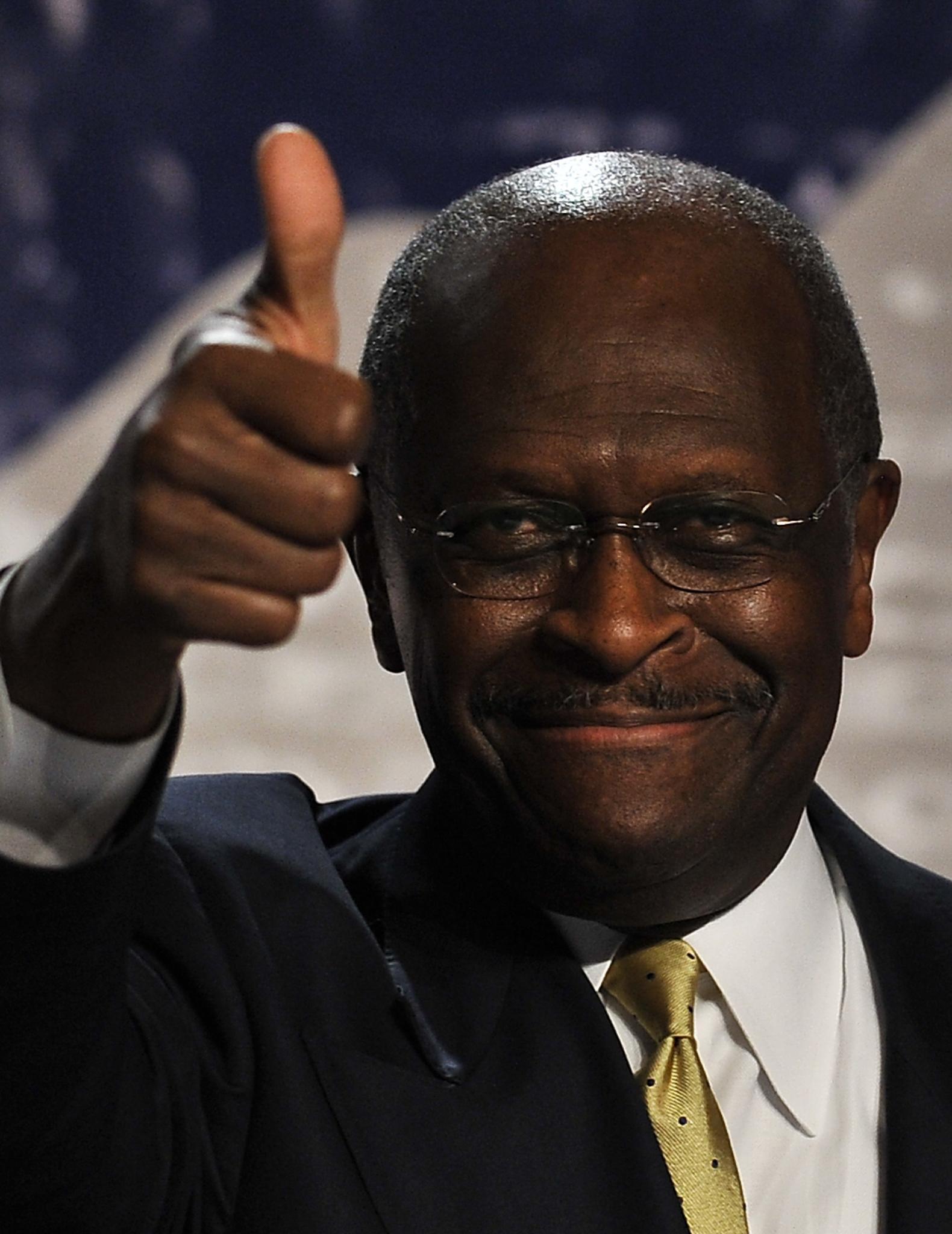 """Herman Cain, Bad Lip Reading - Closet Classics #4 (""""Fun ..."""